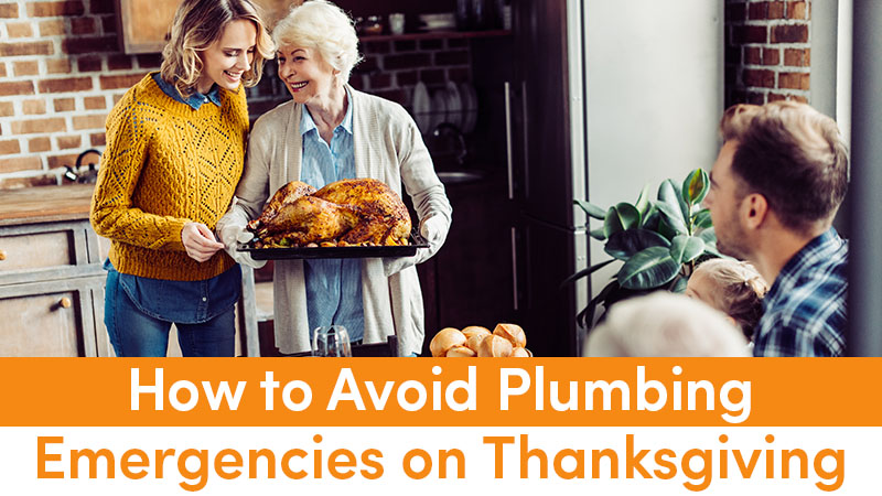 How to Avoid Plumbing Emergencies on Thanksgiving