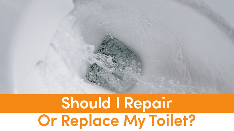 Should I Repair Or Replace My Toilet?